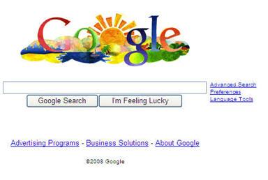 google doodle  archive